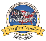 Verified Vendor 2019 2020 sm ABOUT